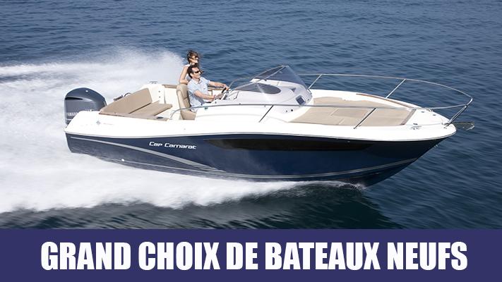 Grand choix de bateaux à la location