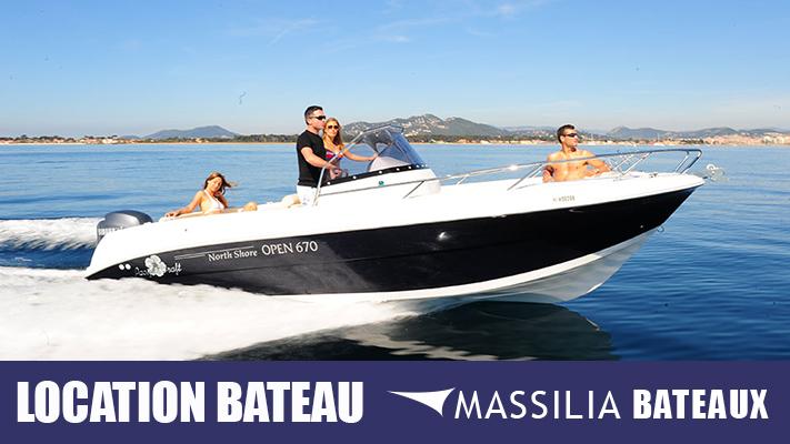 Location de Bateaux à Marseille au départ du Vieux-Port