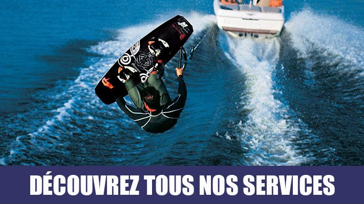 Services de location de bateau à Marseille